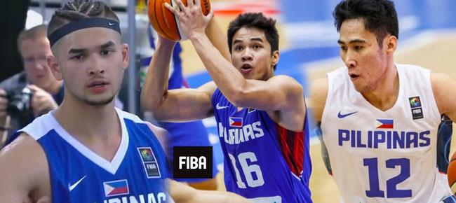 Gilas Pilipinas' 16-man lineup for 2017 Jones Cup