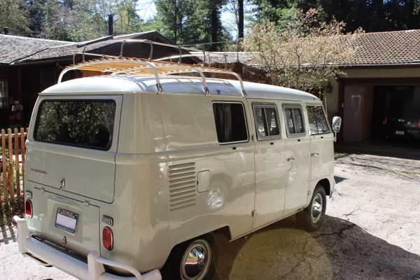 1967 Vw Bus >> 1967 Volkswagen T1 Camper for Sale   VW Bus