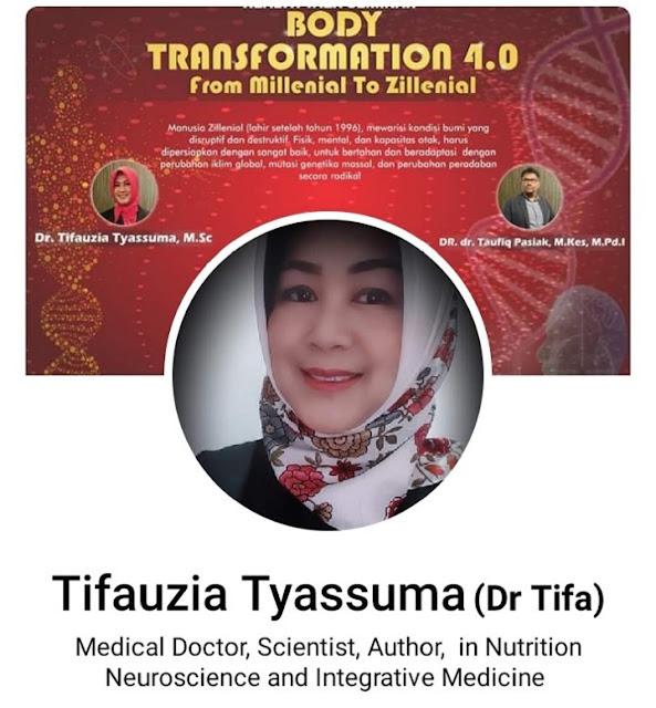 Gara-gara Kritik Jokowi Atas Penanganan Corona, dr. Tifauzia Tyassuma Diserang BuzzeRp