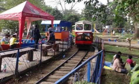 Taman Lalu Lintas Di Bandung