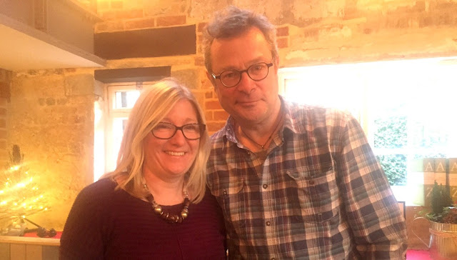 photo with hugh fearnley wittingstall