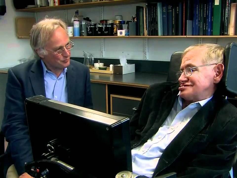 richard dawkins stephen hawking the magic of reality book review