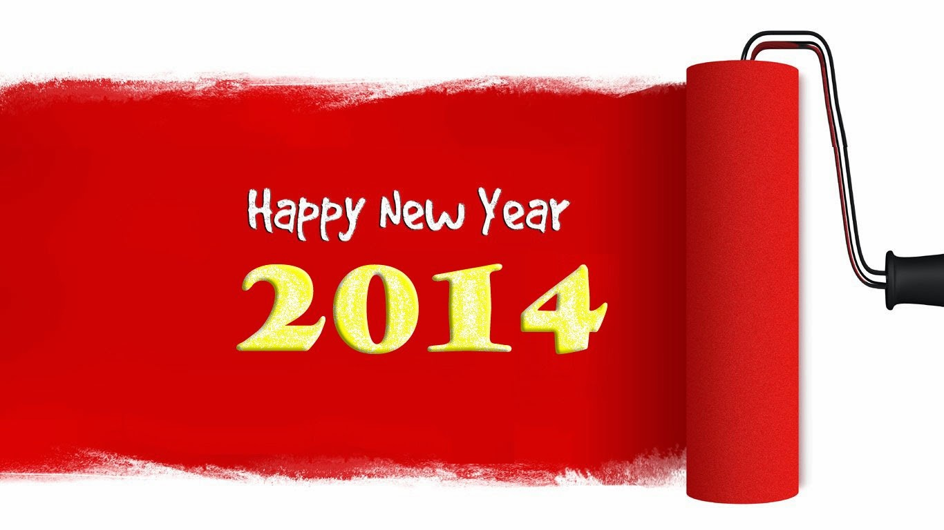 happy new year 2014 best wallpapers collection romantic