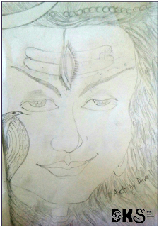 God drawing || Pencil Drawing of God Shiva,drawing of bholenath,god drawing,