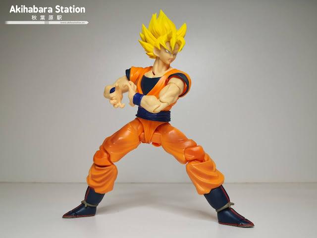 Review del S.H.Figuarts Super Saiyan Full Power Son Goku - Tamashii Nations