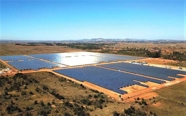 Madagascar : Green Yellow double la capacité de la centrale solaire d'Ambatolampy