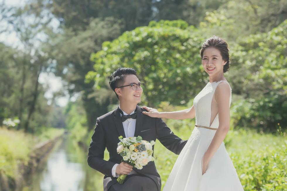 [自助婚紗] Sophie&Noah   台南。台灣