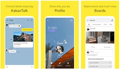 10 Aplikasi Chatting Terbaik dan Terbaru di HP Android, Jomblo Wajib Install