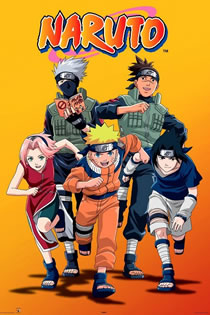 Anime Naruto Legendado