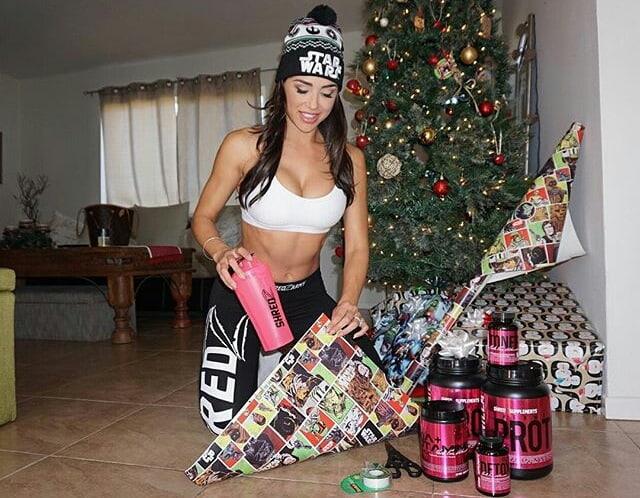 Regalos navideños fitness