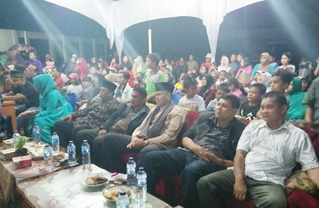Irwan Basir Ajak Anak Nagari Kompak Demi Kota Padang