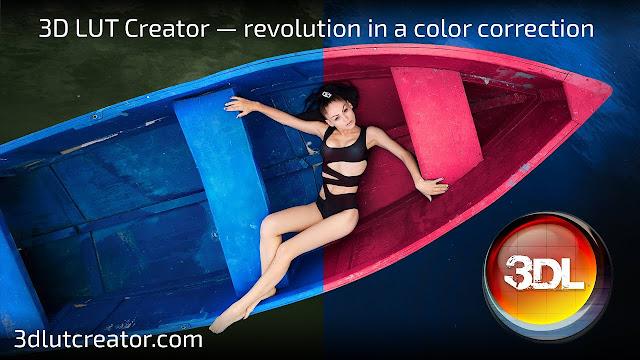 Top 10 Premium Color Lookup Files, 3D Luts