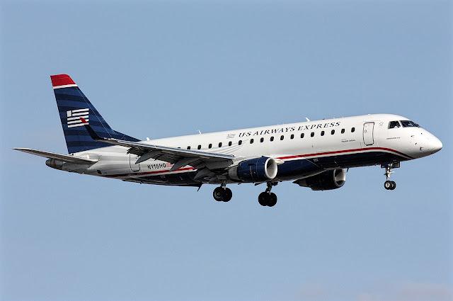 Republic Airlines Embraer ERJ175