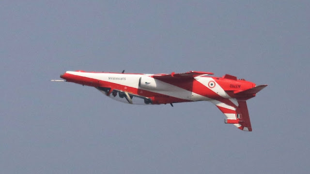 Surya Kiran - Indian Air Force - BAE Hawk - 04