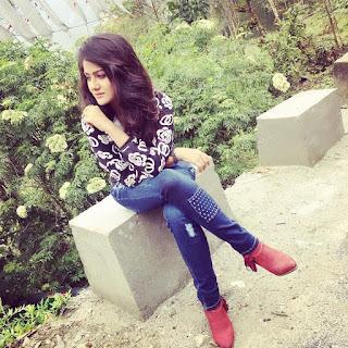 Trina Saha Star Jalsha Serial Khokababu In Mood
