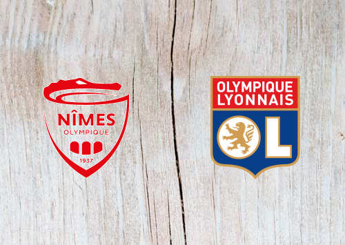 Nîmes vs Olympique Lyonnais -Highlights 24 May 2019