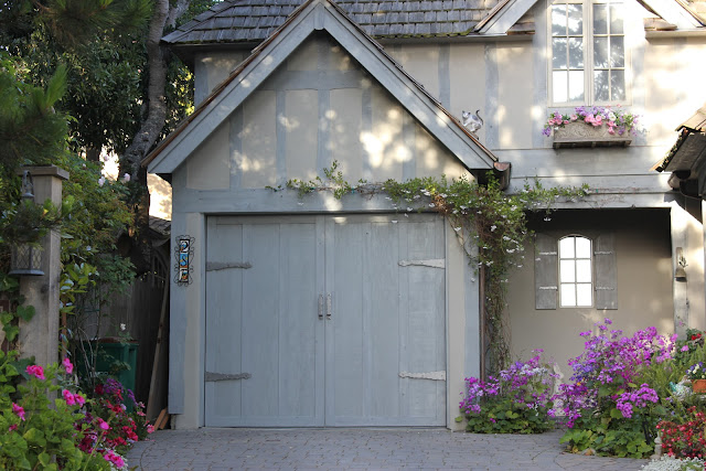 European Farmhouse Charm Our Garage Door Makeover Amp A