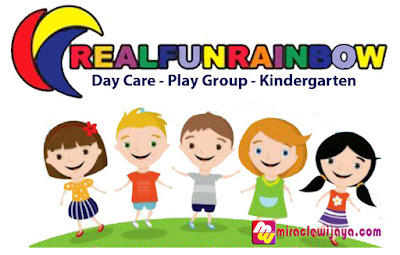 Rainbow Salatiga Real Fun Rainbow Preschool Salatiga