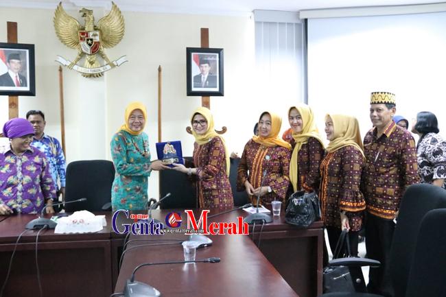 Desa Bogorejo Mewakili Provinsi Lampung Lomba Gerak PKK Tingkat Nasional