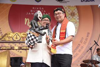 Budaya dan Kesenian Indramayu Pukau Ridwan Kamil