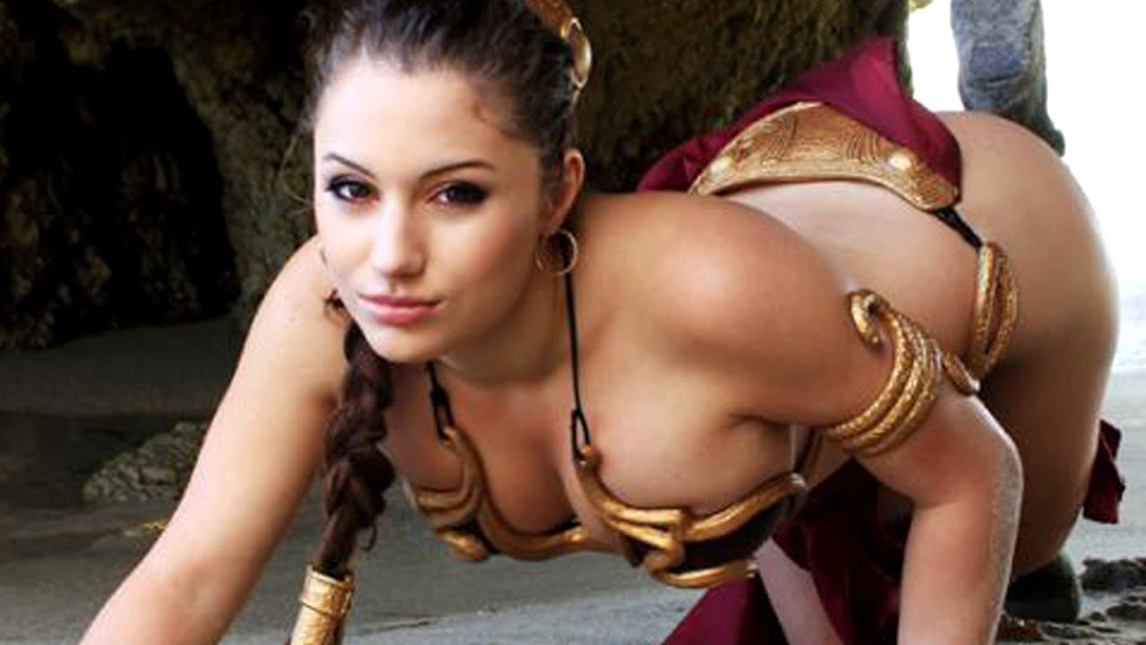 Nude Cosplay Babes The Hottest Sexy Star Wars Cosplay Girls-5487