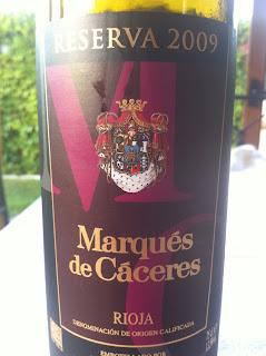 marqués-de-cáceres-reserva-2009-rioja-tinto