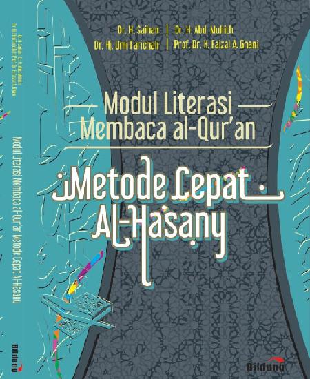 Buku Modul literasi membaca al-Qur'an metode cepat al-Hasany  (Download PDF Gratis !!!!)