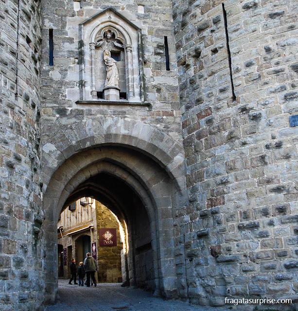 Comer em Carcassonne: Maison Aimé Pech