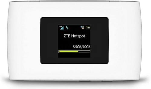 Review ZTE MF920VS Mobile Wifi 4G LTE Router