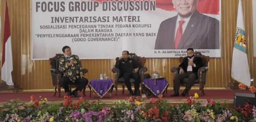 Ketua Komite I DPD RI: Pilkada Desember 2020 Rentan Praktik Korupsi