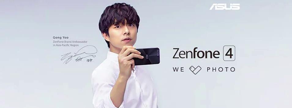Zenfone 4 lộ diện thiết kế từ chính Asus