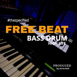 FREE BEAT: Sense Beat - Bass Drum (Free Beat)
