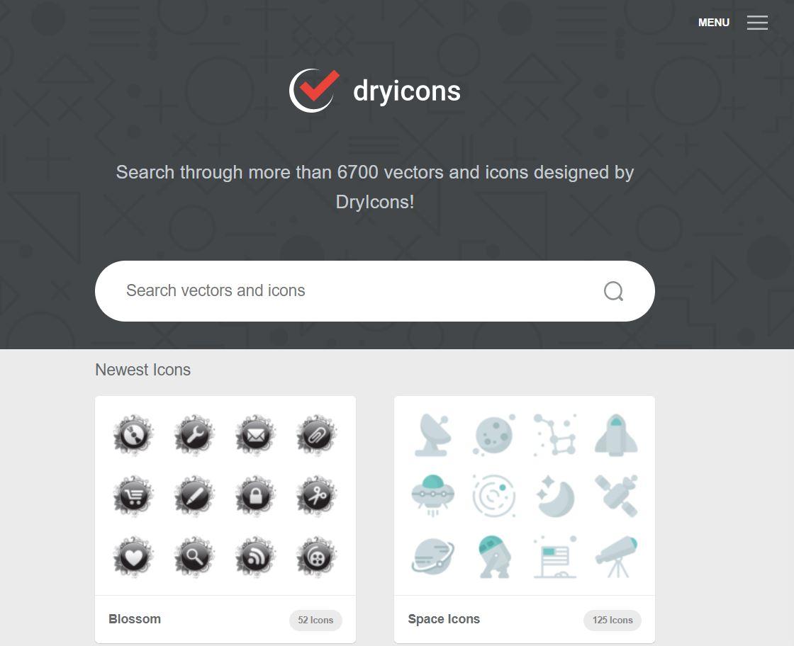 DryIcons