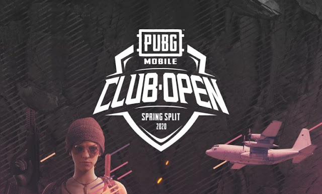PUBG Mobile Club Open Spring Split 2020 Başlıyor