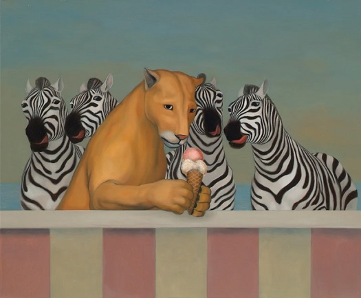 """De la Creme"" by JUAN KELLY 