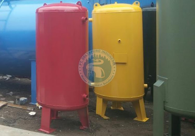 Water Pressure Tank 1500 Liter