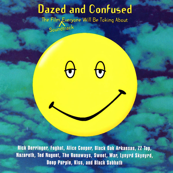 Various Artists - Dazed and Confused (Motion Picture Soundtrack) Cover