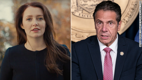 Exigen renuncia del gobernador de Nueva York por acoso sexual a mujeres