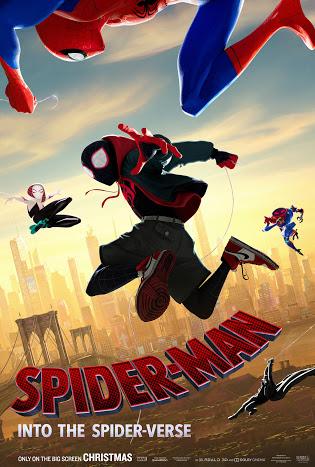 Download Spider-Man : Into The Spider - Verse (2018) Sub Indo HD