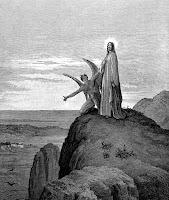 Temptation of Jesus  - www.clipart.christiansunite.com