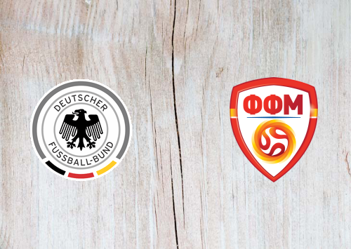 Germany vs North Macedonia -Highlights 31 March 2021