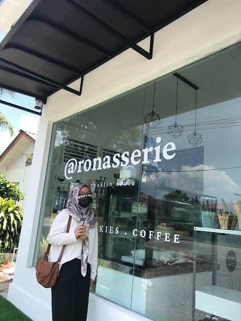 Jom Try Coffee Cafe RONASSERIE, Kebun Baharu (Kuala Langat)