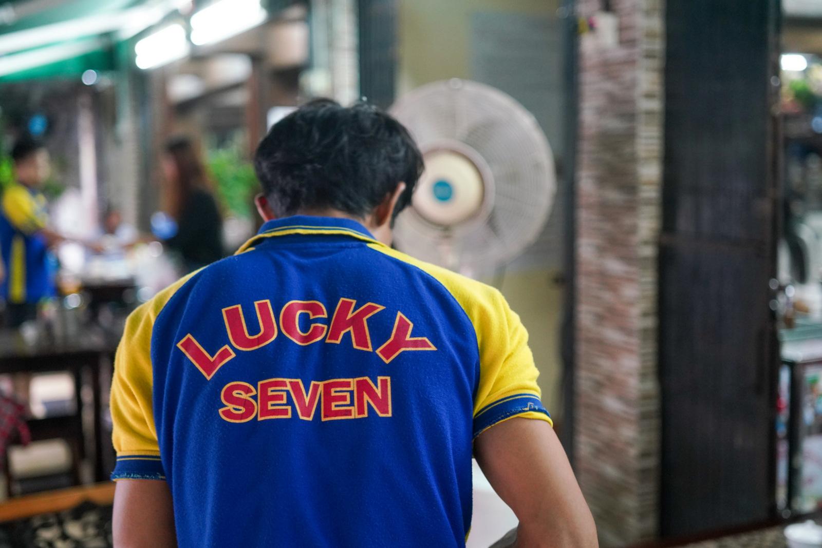 lucky seven, myanmar