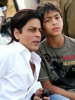 Shahrukh Khan's Son Aryan