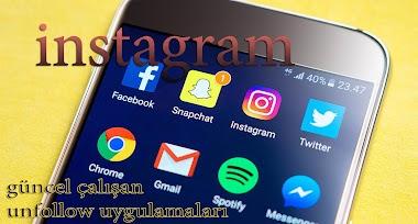 instagram takip etmeyenleri görme