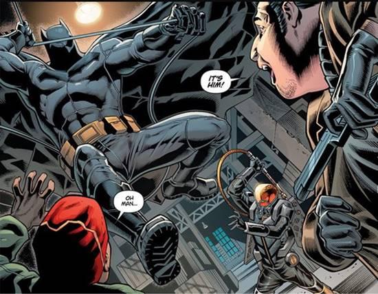Fakta Menarik Batman (DC Comics)