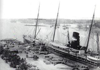 Schip NASM Koningshaven