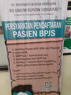 berobat sebagai pasien BPJS