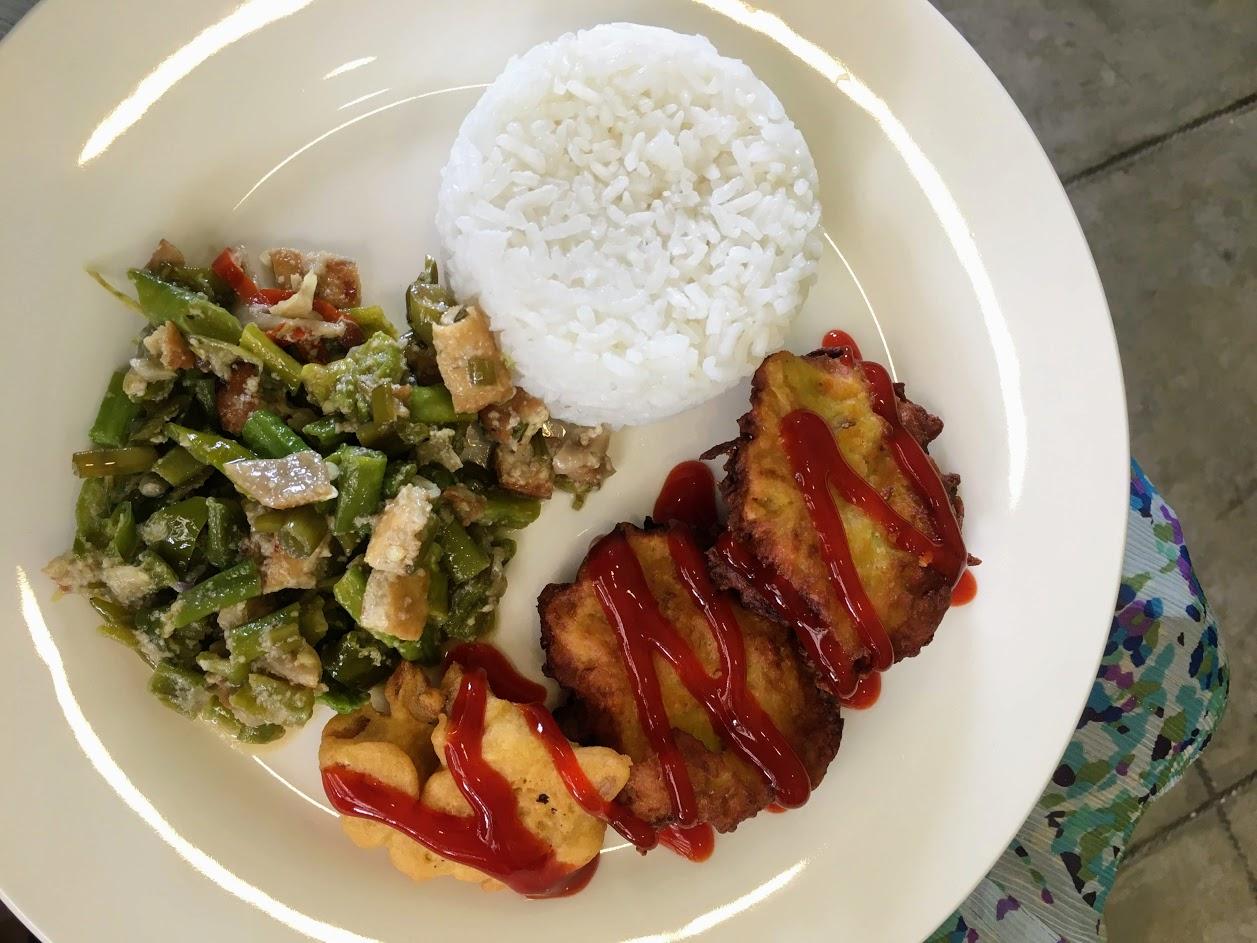 vegan food in legazpi albay
