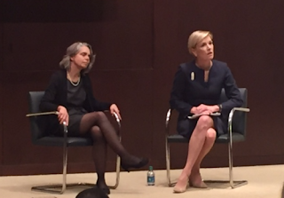University of Chicago Law School hosted a lecture by Cecile Richards